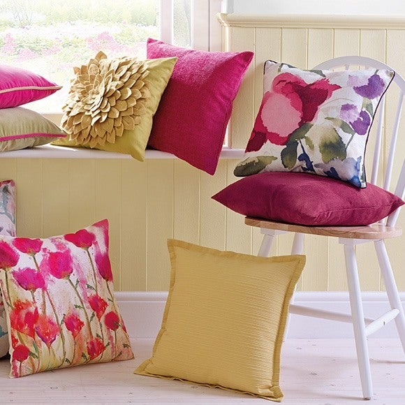 cushions scatter cushions cushion filling dunelm. Black Bedroom Furniture Sets. Home Design Ideas
