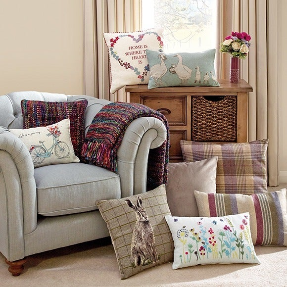 Patterned Cushions