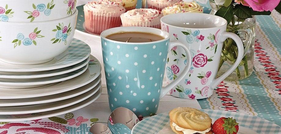 Mugs & Teacups
