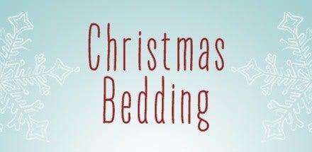 Xmas bedding