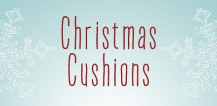 Xmas cushions
