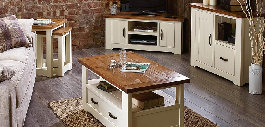 Living furniture collections