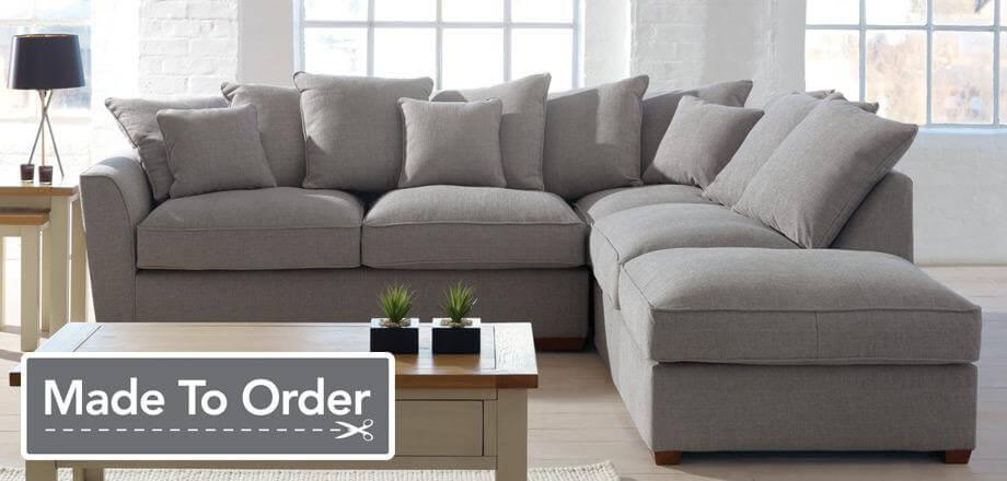 Upholstered Sofas & Armchairs Tailored to You