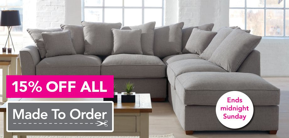 Made to Order Sofas & Chairs