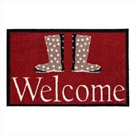 Marvel Welcome Washable Mat