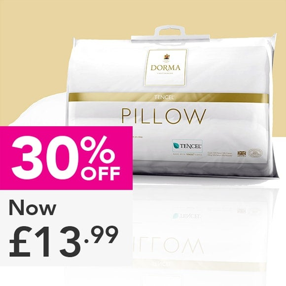 Dorma Tencel Pillow