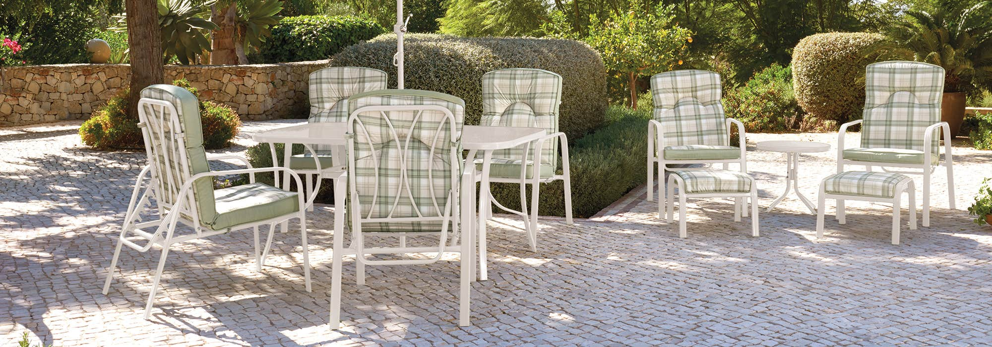 Georgia Garden Furniture Set