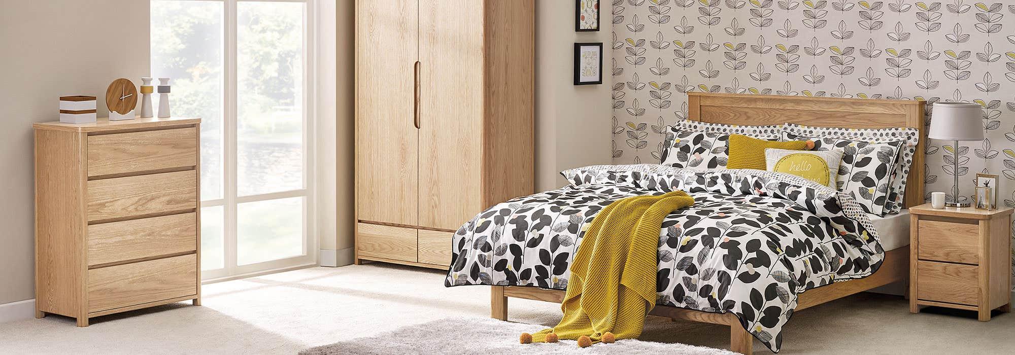 Jasper Bedroom Furniture