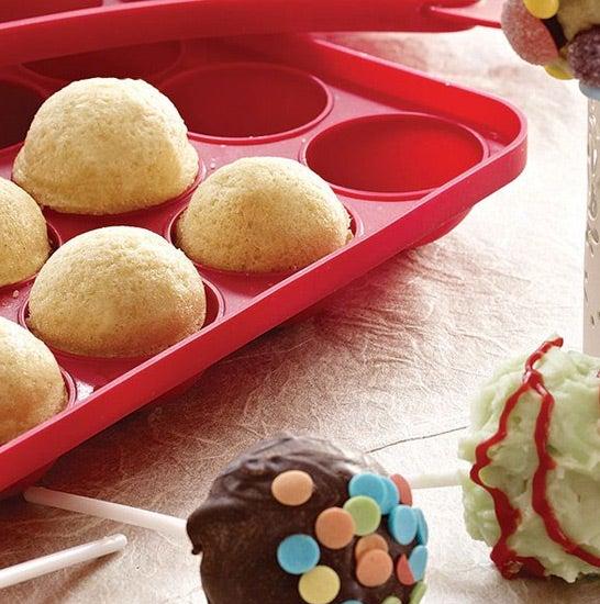 Recipe - Cake pops