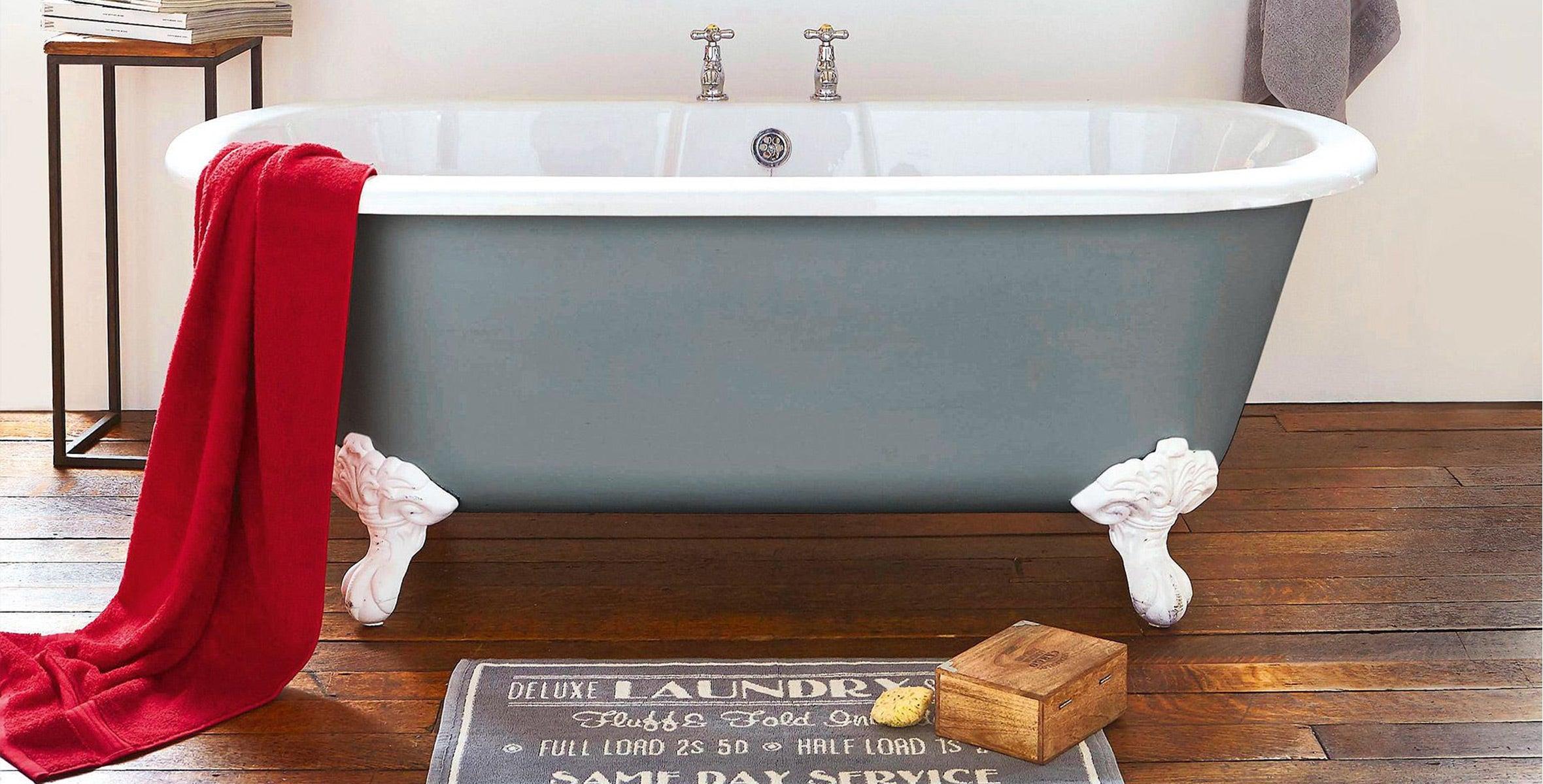 Bathroom Trends - Salvage Retro