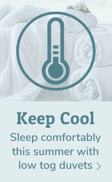Keep Cool Low Tog Duvets