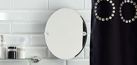 Dunelm Bathroom Mirrors With Brilliant Style In Singapore ...