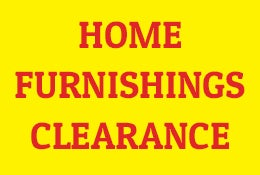 Home Furnishings Clearance