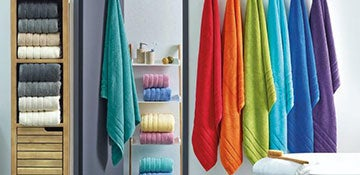 Towels & Bathmats