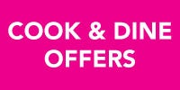 Offers - Cook & Dine