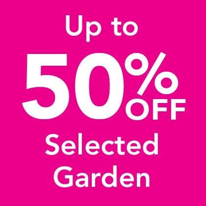 Garden Offers