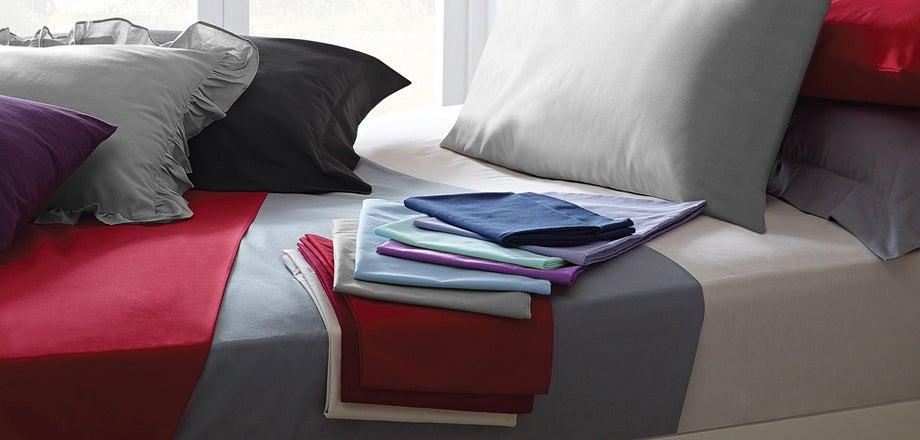 Plain dye bedding