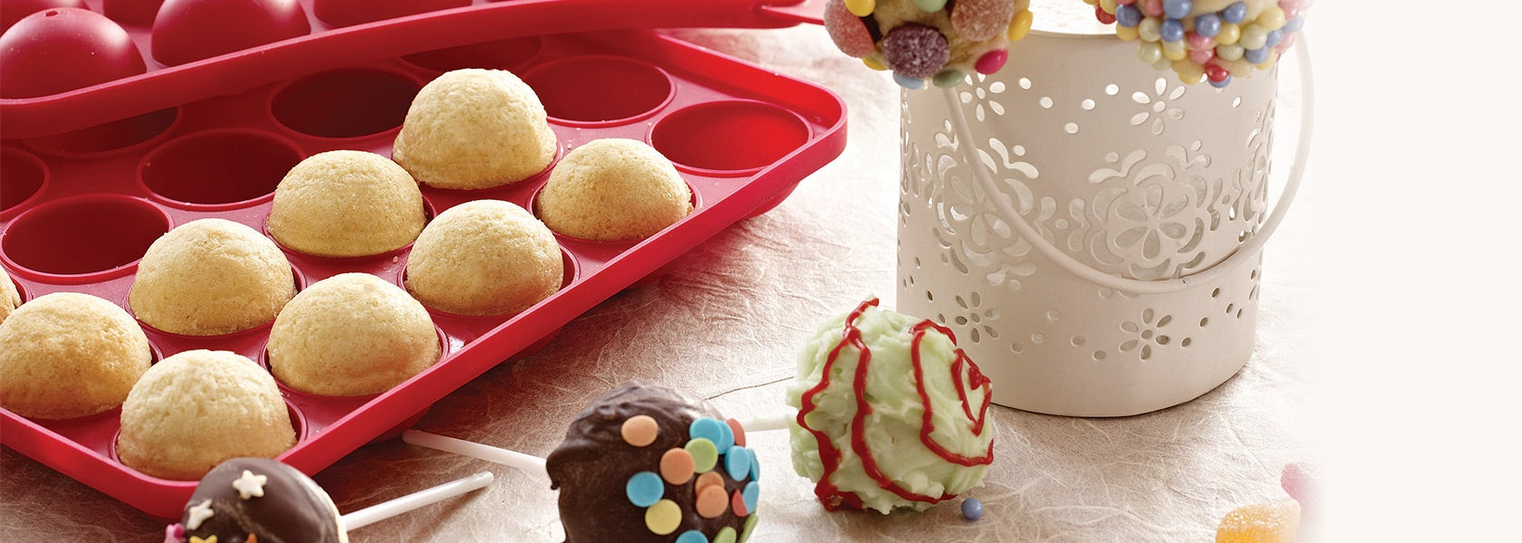 Cake Pop Recipe With Mold