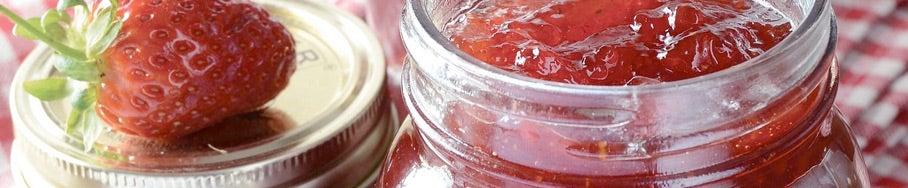 Strawberry jam recipe