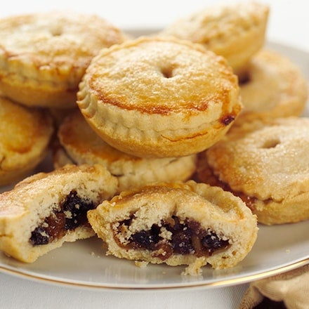Deep filled mince pies recipe