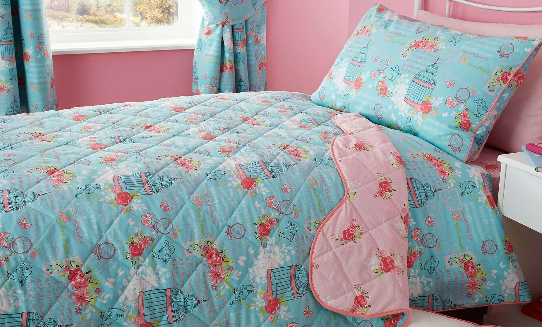 Belle Childrens Bedroom | Dunelm