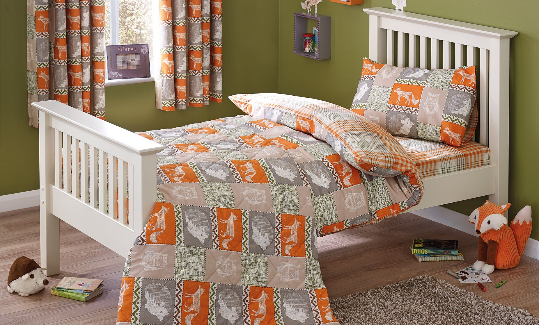 Camping Adventure Children s Bedroom