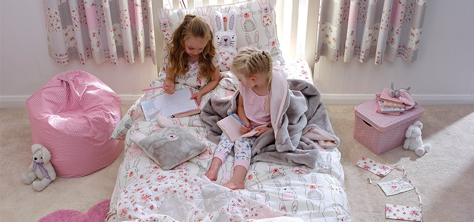 Katy Rabbit Bed Linen Collection