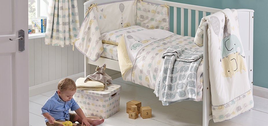 Ellie and Friends Bed Linen Collection