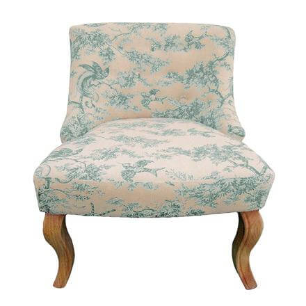 Antoinette Bird Toile Chair