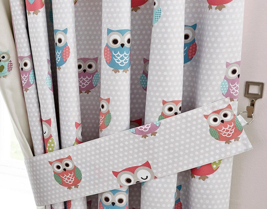 Pretty Owls Childrens Bedroom Trend | Dunelm